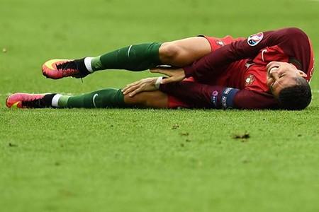Ronaldo bật khóc, Eder hóa người hùng, Bồ Đào Nha vô địch Euro 2016 - ảnh 36