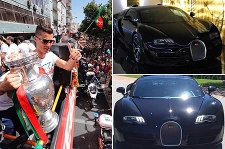 Vô địch Euro, Ronaldo tự thưởng bằng siêu xe giá 1,7 triệu bảng - ảnh 1