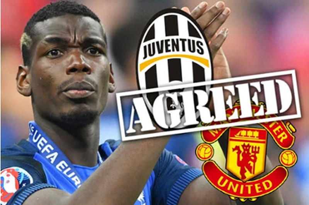 Nóng: Juventus đồng ý bán Pogba cho MU, giá kỷ lục thế giới - ảnh 1