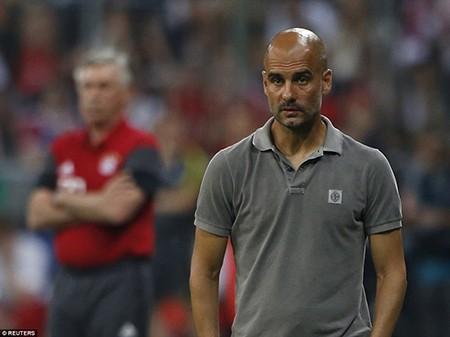 Guardiola bại trận trước 'tình cũ' Bayern trong ngày ra mắt Man. City - ảnh 11