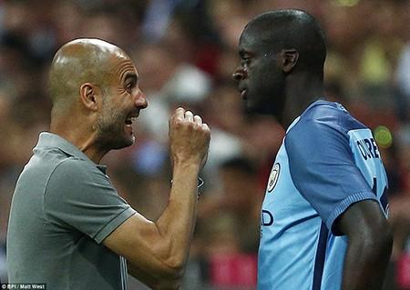 Guardiola bại trận trước 'tình cũ' Bayern trong ngày ra mắt Man. City - ảnh 7