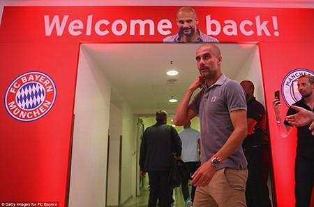 Guardiola bại trận trước 'tình cũ' Bayern trong ngày ra mắt Man. City - ảnh 5