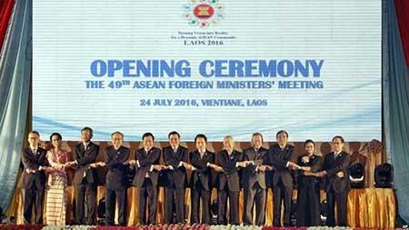 Tuyên bố chung ASEAN không có biển Đông - ảnh 1