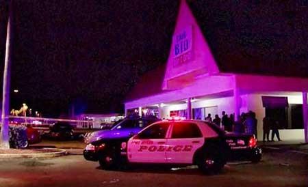 Lại nổ súng tại hộp đêm ở Mỹ, hai người chết - ảnh 1