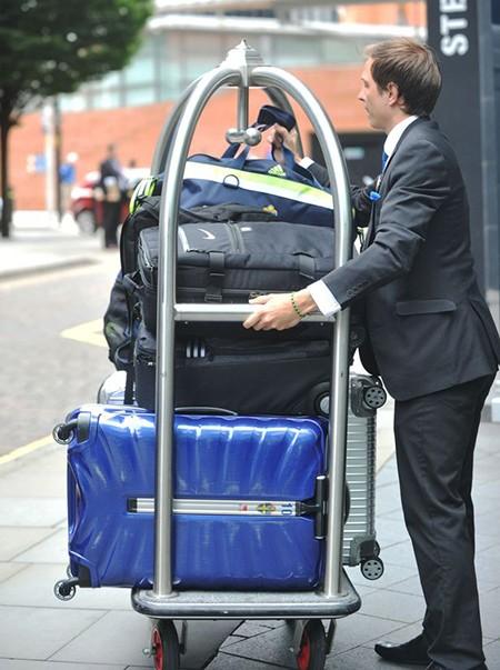 Vì vợ, Ibrahimovic bỏ khách sạn hạng sang ở MU - ảnh 4