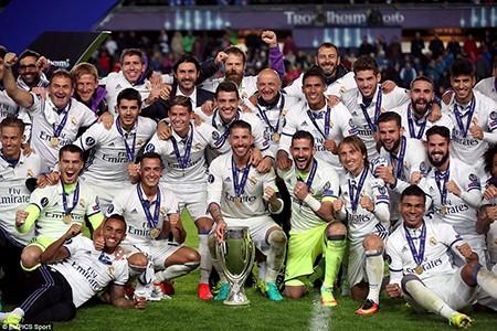 Real giành siêu cúp châu Âu trong cảnh trở về từ cõi chết - ảnh 8
