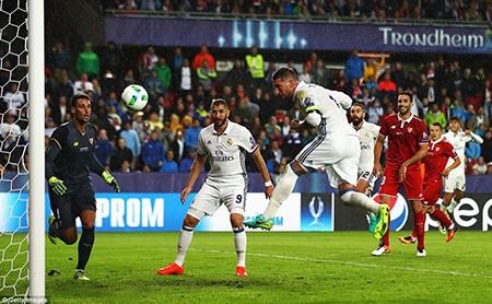 Real giành siêu cúp châu Âu trong cảnh trở về từ cõi chết - ảnh 4