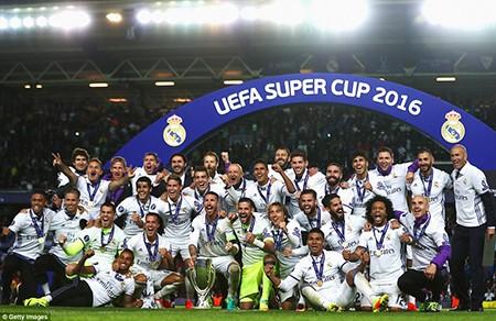 Real giành siêu cúp châu Âu trong cảnh trở về từ cõi chết - ảnh 7