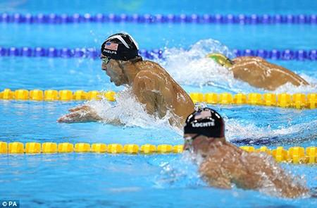 Siêu kình ngư Michael Phelps giành HCV thứ 22 - ảnh 6
