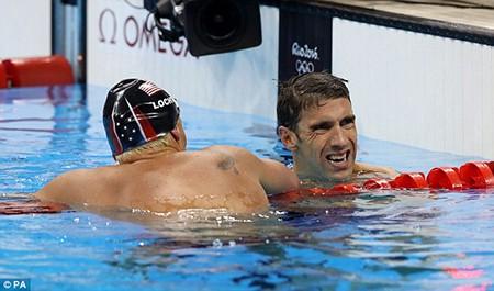 Siêu kình ngư Michael Phelps giành HCV thứ 22 - ảnh 9