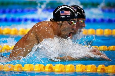 Siêu kình ngư Michael Phelps giành HCV thứ 22 - ảnh 7