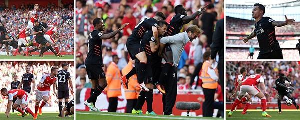 Arsenal 3-4 Liverpool: Kinh điển! - ảnh 1