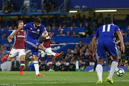 Tỏa sáng phút cuối, Costa giúp Conte ra mắt thành công - ảnh 3