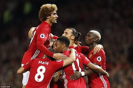 Pogba ra mắt, Ibrahimovic 'lên đồng', MU nhẹ nhàng thắng Southampton - ảnh 5