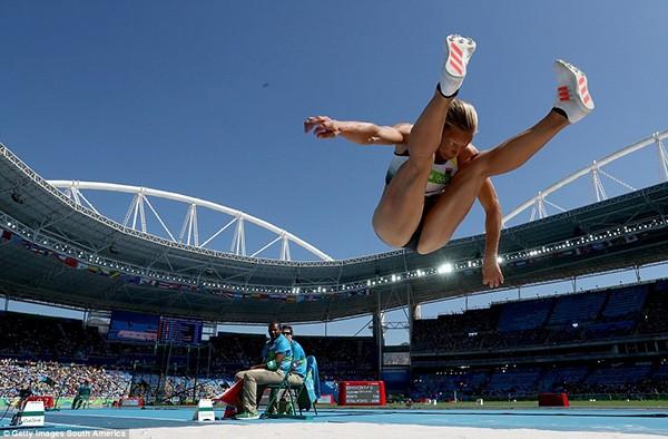 50 khoảnh khắc đẹp ngỡ ngàng tại Olympic Rio 2016 (phần cuối) - ảnh 3