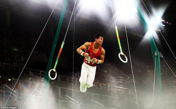 50 khoảnh khắc đẹp ngỡ ngàng tại Olympic Rio 2016 (phần 1) - ảnh 22