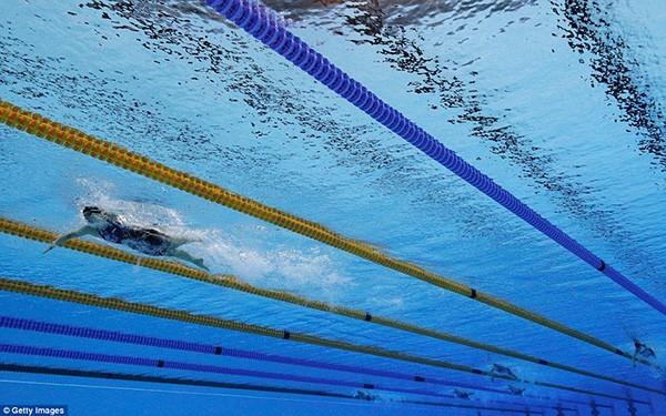 50 khoảnh khắc đẹp ngỡ ngàng tại Olympic Rio 2016 (phần cuối) - ảnh 1