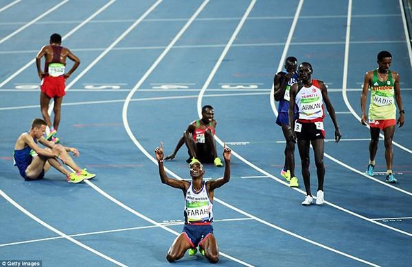 50 khoảnh khắc đẹp ngỡ ngàng tại Olympic Rio 2016 (phần cuối) - ảnh 4
