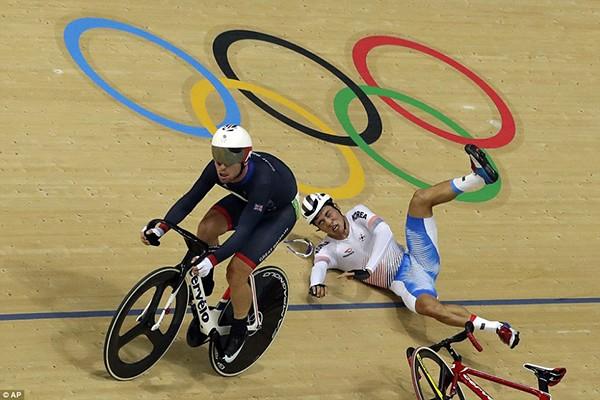 50 khoảnh khắc đẹp ngỡ ngàng tại Olympic Rio 2016 (phần cuối) - ảnh 16