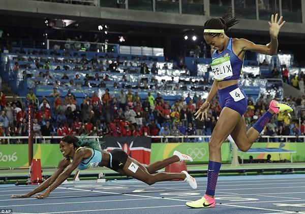 50 khoảnh khắc đẹp ngỡ ngàng tại Olympic Rio 2016 (phần cuối) - ảnh 17