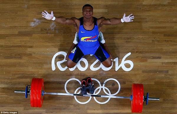 50 khoảnh khắc đẹp ngỡ ngàng tại Olympic Rio 2016 (phần 1) - ảnh 15