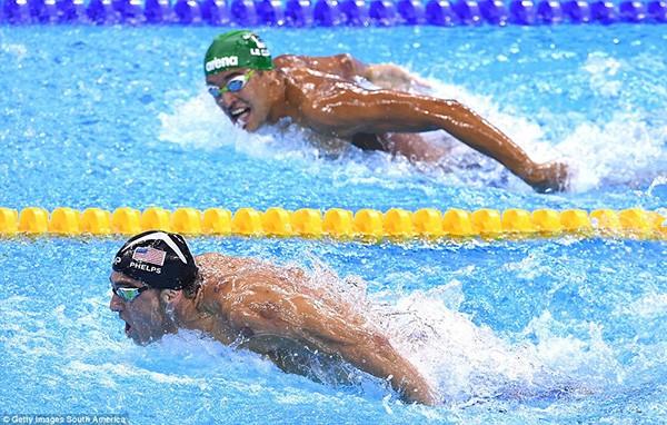 50 khoảnh khắc đẹp ngỡ ngàng tại Olympic Rio 2016 (phần 1) - ảnh 19