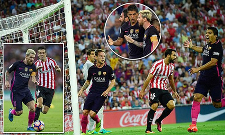 Rakitic giải cứu, Barcelona nhọc nhằn 'vượt ải' Bilbao - ảnh 1
