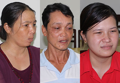 6 người liên quan thầu đề liên tỉnh ra đầu thú - ảnh 1
