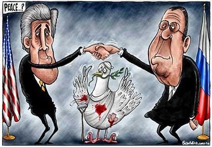 Thỏa thuận ngừng bắn Syria nói gì? - ảnh 1