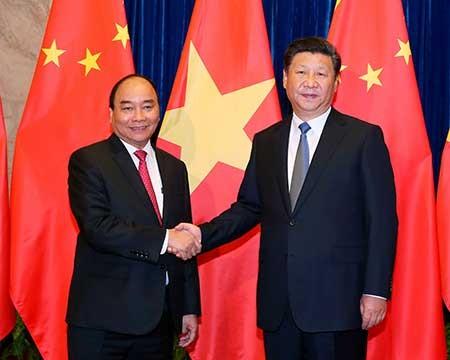 Trung Quốc khuyến khích doanh nghiệp có thực lực sang Việt Nam - ảnh 1