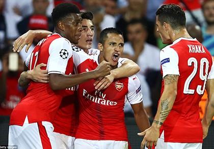 Hàng công vô duyên, PSG 'ngậm ngùi' chia điểm với Arsenal - ảnh 3