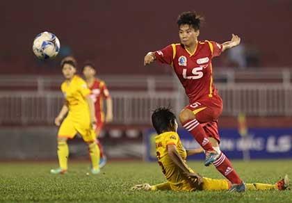 TP.HCM 1 tranh chung kết với Hà Nội 1 - ảnh 1