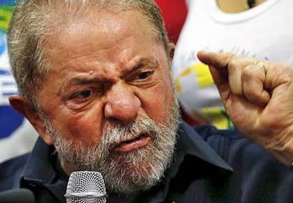 Cựu Tổng thống Lula có thể bị khởi tố vì tham nhũng - ảnh 1