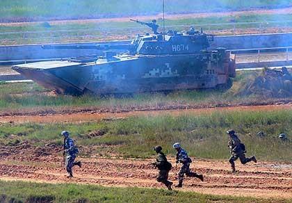 Nga nắm thóp Trung Quốc bằng vũ khí - ảnh 1