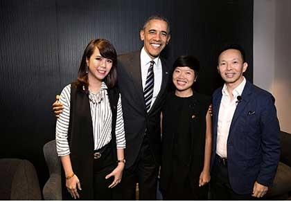 Bài 5: CEO Lê Hoàng Uyên Vy: Đã ước mơ thì phải ước mơ thật lớn - ảnh 1