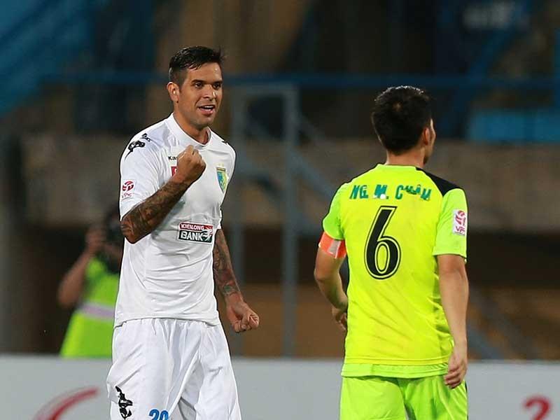 Hà Nội T&T lần 3 vô địch V-League - ảnh 1