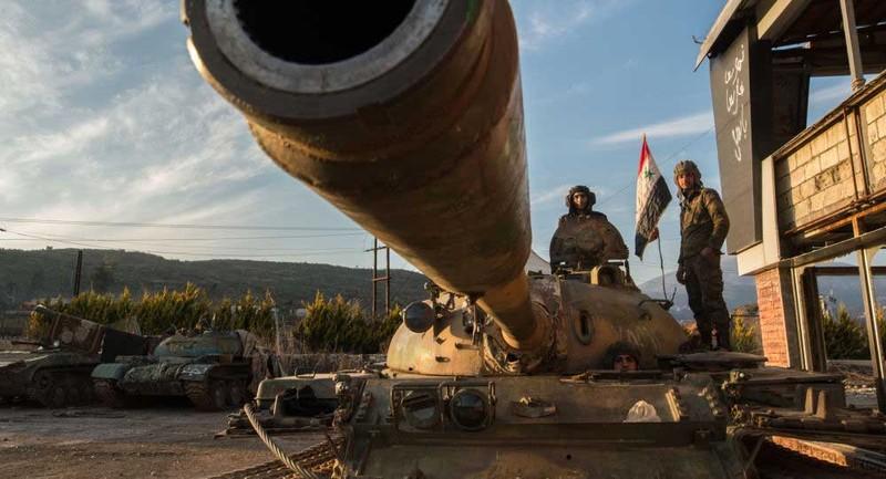 """Bộ Ngoại giao Nga: """"Nhà Trắng bảo vệ IS"""" - ảnh 1"""
