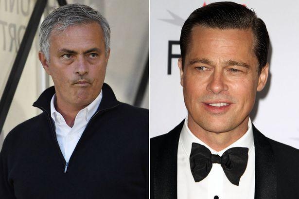 Mourinho từng chửi Brad Pitt khi thấy Jennifer Aniston - ảnh 1