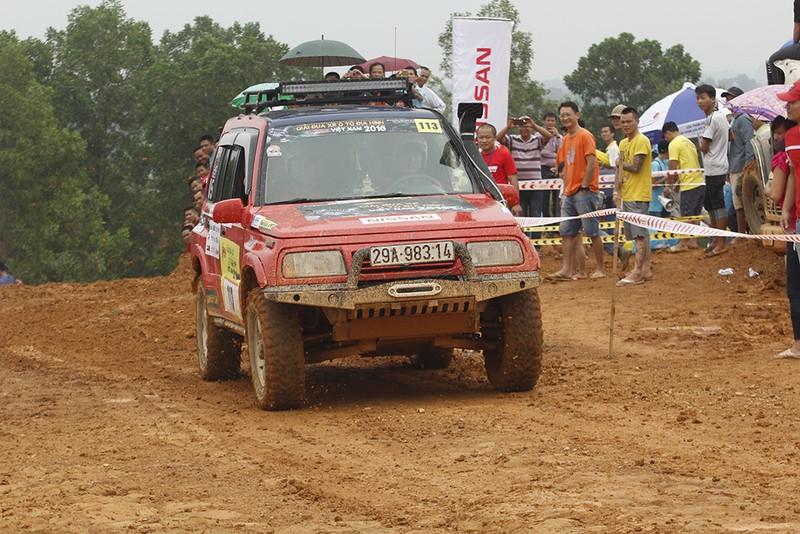 Đã mắt với Giải đua xe ô tô địa hình Việt Nam 2016 - ảnh 10