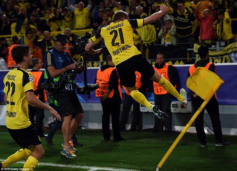 Đôi công hấp dẫn, Real và Dortmund chia điểm nhau - ảnh 3