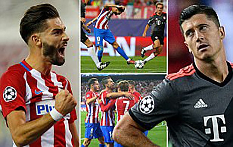 Bayern 'phơi áo' trước Atletico, Arsenal thắng dễ - ảnh 1