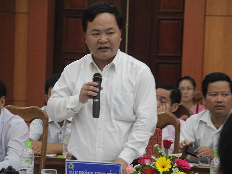 Họp báo về việc di dời Nhà máy thép Việt Pháp - ảnh 2