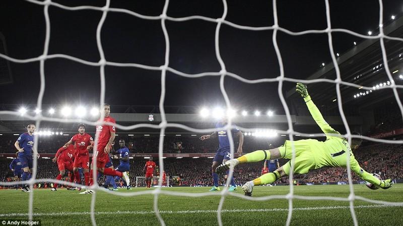 De Gea 'lên đồng', Man United cầm hòa Liverpool - ảnh 3