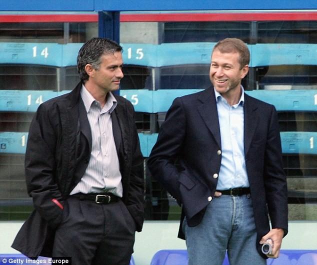 Mourinho: 'Abramovich không phải bạn tôi' - ảnh 1