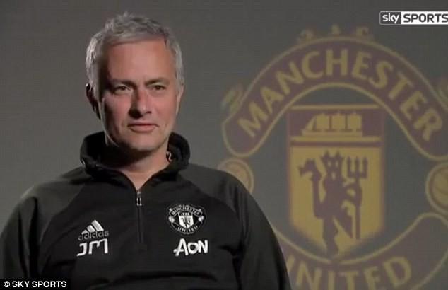 Mourinho: 'Tôi đã không khóc' - ảnh 1
