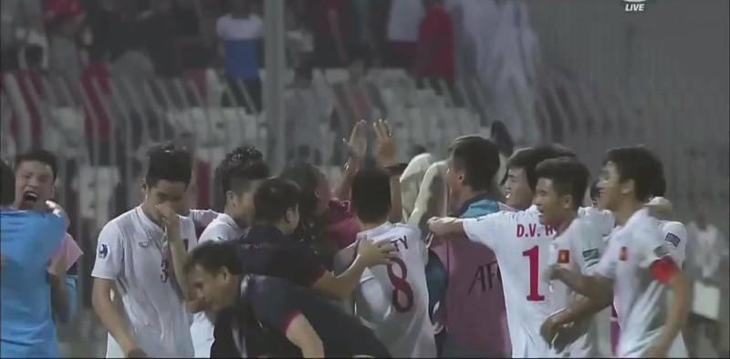 U-19 Việt Nam giành vé lịch sử dự World Cup U-20 - ảnh 6