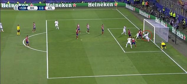 Ronaldo bị nghi tố đồng đội ghi bàn trong thế việt vị - ảnh 3