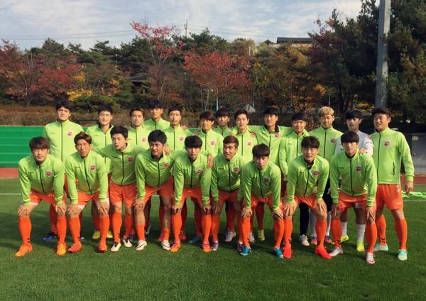 Việt Nam thắng đậm trận đá tập cuối cùng ở Hàn Quốc - ảnh 2