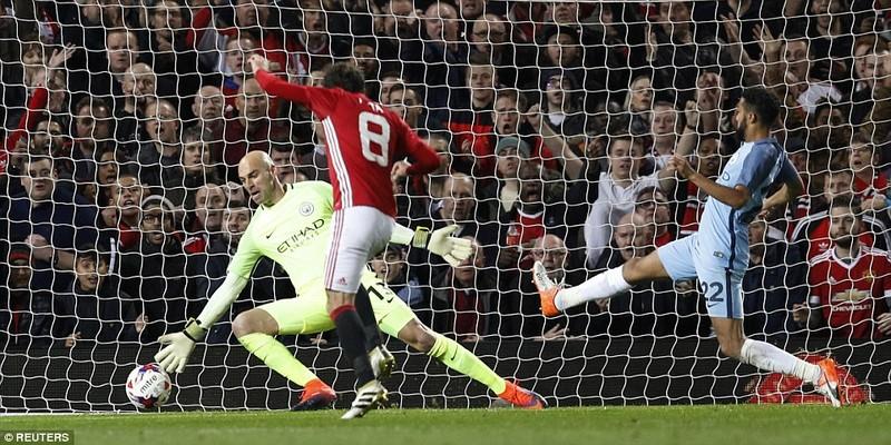 Man United 1-0 Man City: Tạm thoát khủng hoảng - ảnh 2