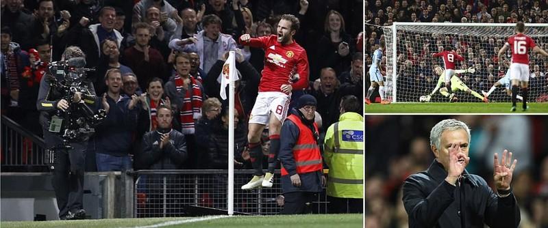 Man United 1-0 Man City: Tạm thoát khủng hoảng - ảnh 1